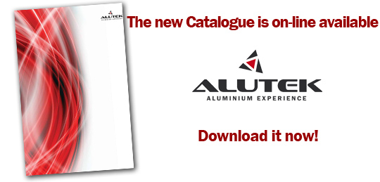 Alutek's New Catalogue is on-line available